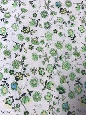 "Picture of 100% Cotton Fabric 60"" Wide (green)"