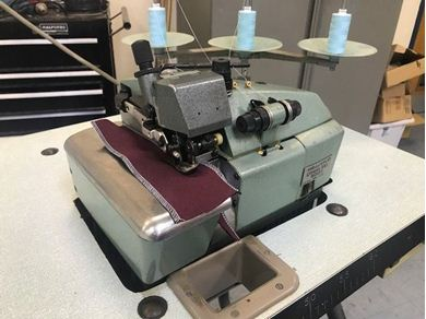 Picture of Used Wilcox and Gibbs 504 3 Thread Overlock