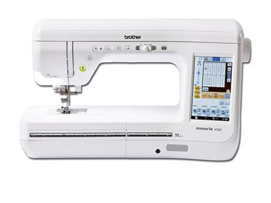 Picture of Brother Innovis VQ2 Sewing Machine shop machine