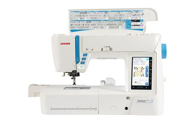 Picture for category Sewing and Embroidery Machines