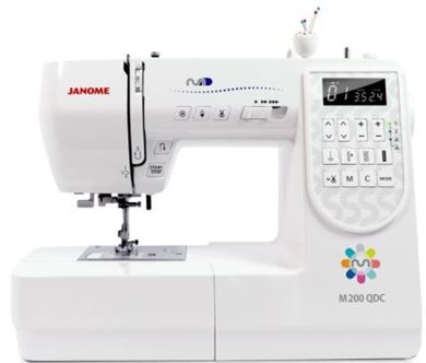 Picture of Janome M200QDC