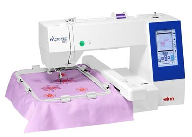 Picture for category Embroidery Only Machines
