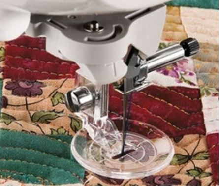 Brother Free Motion Echo Quilting Foot CAT A Amazing Free Motion Quilting Brother Sewing Machine