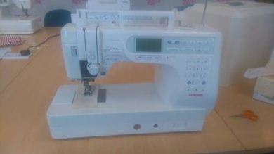 Picture of Used Janome 6600P Sewing Machine