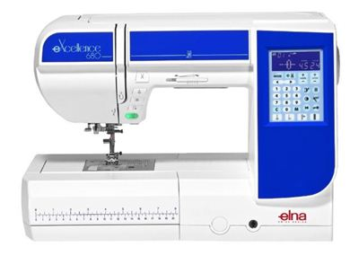 Picture of Elna eXcellence 680 Sewing Machine