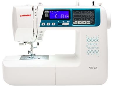 Picture of Janome 4300QDC