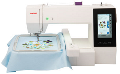 Picture of  Janome Memory Craft 500e Embroidery Machine