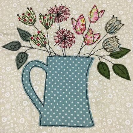 Picture of Introduction to Free Motion Embroidery & Applique *Newport* 12-07-2019