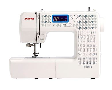 Picture of Janome GD8100 sewing machine