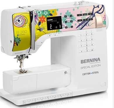 Picture of Bernina 350 SE Cotton + Steel