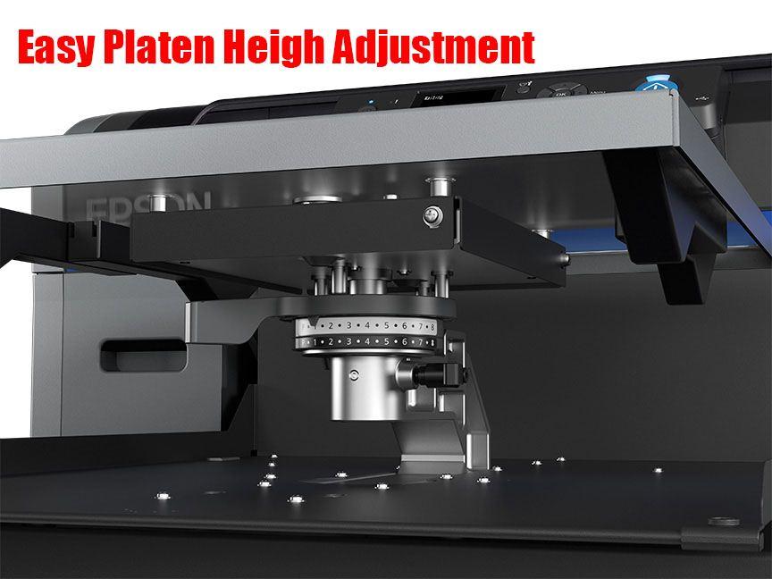 Epson F2100 DTG Garment Printer | Sewing Machine Cabinets