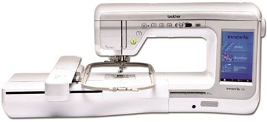 Picture of Brother Innovis V5 Sewing, Quilting & Embroidery Machine