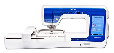 Picture of Brother V7 Sewing and Embroidery Machine