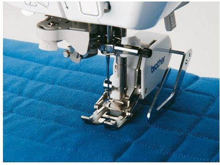 Picture of Brother Quilting Guide