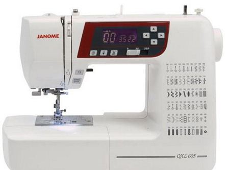 Picture of Janome QXL605 Sewing Machine