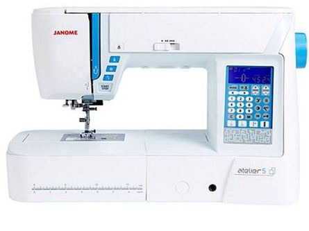 Picture of Janome Atelier 5 Sewing Machine * Demonstration Model* 1 Only