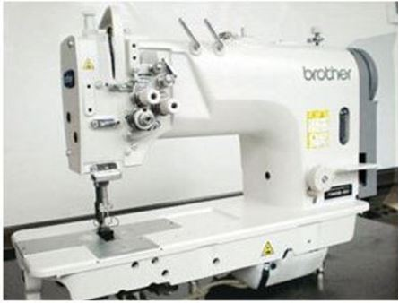 Picture of Brother T-8452D Twin Needle Lockstitch Machine