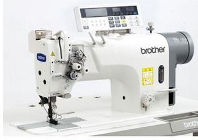 Picture of Brother T-8722D Twin Needle Lockstitch Machine