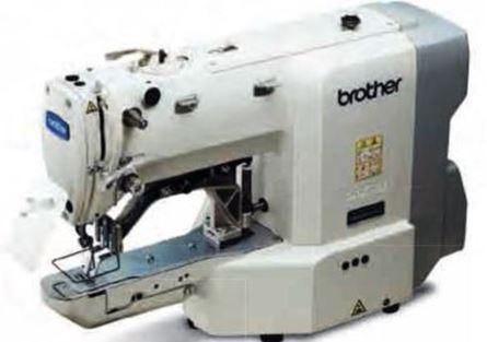 Picture of Brother BE-438HX Button Sewing Machine