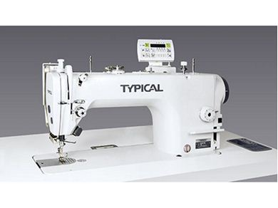 Picture of Typical GC6730 Lockstitch Machine