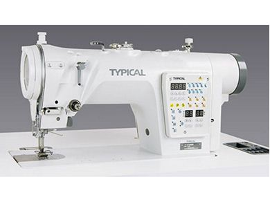 Picture of Typical GT856D Lockstitch Machine