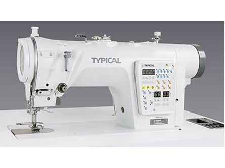 Picture of Typical GT856D Lockstitch Machine