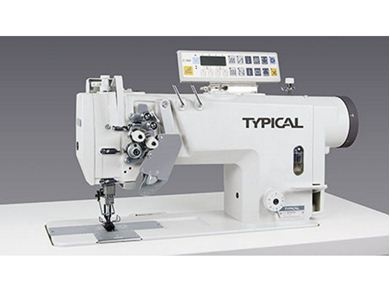 Picture of Typical GC9720 / GC9750 Lockstitch Machine