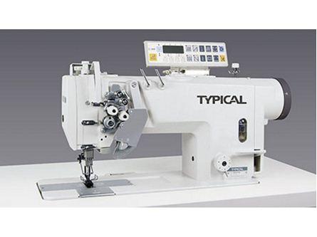 Picture of Typical GC9720 / GC9750 Lockstitch Machine