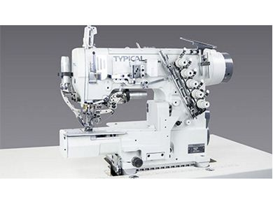 Picture of Typical GK370-D Chainstitch Machine