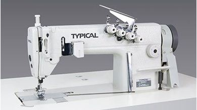 Picture of Typical GK0056 Chainstitch Machine