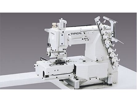 Picture of Typical GK321 Chainstitch Machine