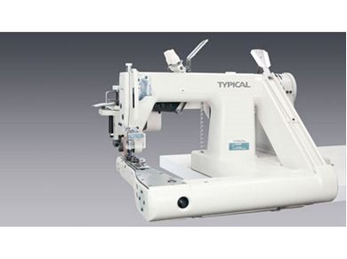 Picture of Typical GK360 / GK361 Chainstitch Machine