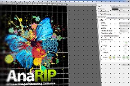 Picture of AnaRip Software included with mPower printers