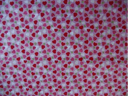 Picture of  Heart Fabric