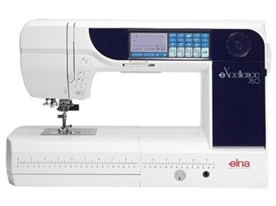 Picture of Elna eXcellence 760 Sewing Machine