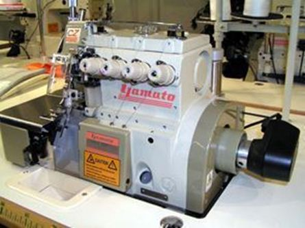 Picture of Yamato CZ6500 Overlock Machine