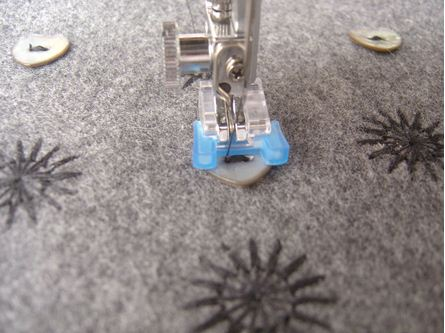 Picture of Janome Button Sewing on Foot