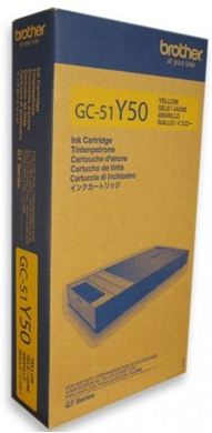 Picture of Brother Cartridge Yellow 500cc