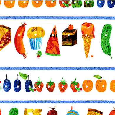 Picture of The Very Hungry Caterpillar 3472/M