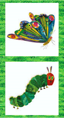 Picture of The Very Hungry Caterpillar Panel 5280/m