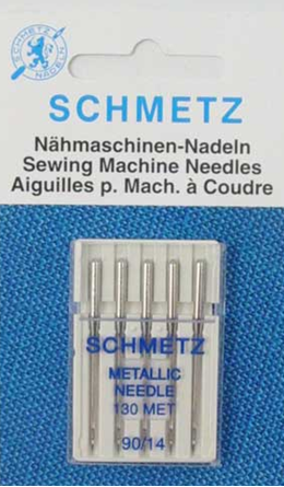 Picture of SCHMETZ Metallic Needles