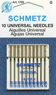 Picture of SCHMETZ Universal Needles 10