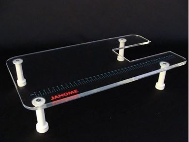 Picture of Janome Plexi Extension Table 489708002