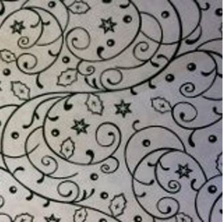 Picture of Christmas Fabric - 2003-G