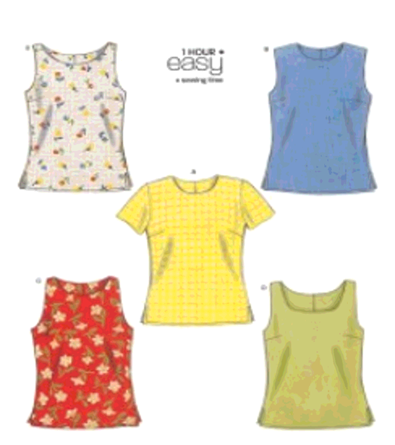 Picture of Make a Simple Vest Top