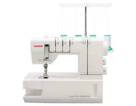 Picture of Janome Coverpro 2000CPX Cover Stitch Machine