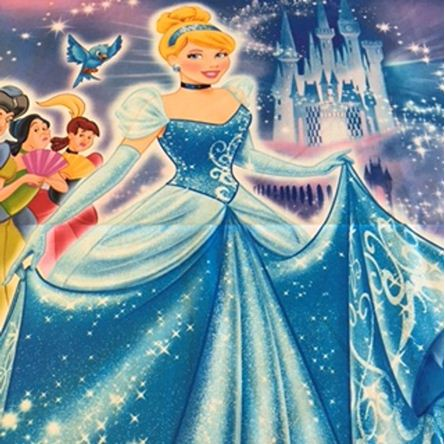 Picture of Disney Cinderella Panel - 53416