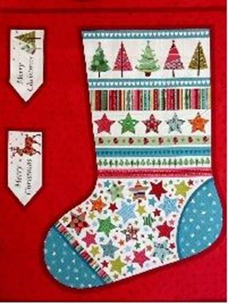 Picture of Festive Novelty Stocking 1515
