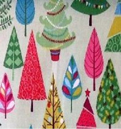 Picture of Christmas Fabric - 1493