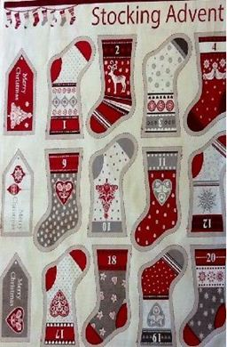 Picture of  Stocking Advent 1484